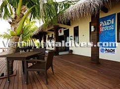 Dive Center – Book now to dive the underwaters of Maldives at Manfaru island