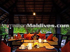 Private Dining - Beach House, The Waldorf Astoria Collection - MALDIVES