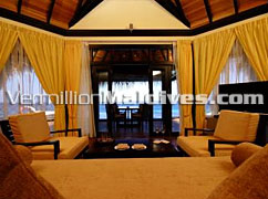 Room Interior - Water Villa - The Beach House – MALDIVES Resort from Waldorf Astoria Collection