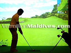 Virtual Golf – Modern Resorts of Maldives –The Waldorf Astoria Collection Maldives