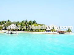 The beautiful Maldives Island Bolifushi resort