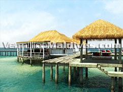 Arrival Jetty - Centara Grand Island Resort and Spa Maldives – Your next Destination