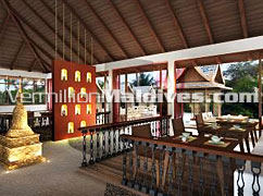 Thai Restaurant of Centara Maldives – Enjoy great food in the Maldives