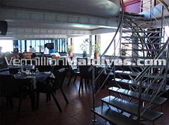 Restaurant of Central Hotel - Male Hotel for your stay – Great Value for your money