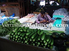 Tour of Male - Free if booking through Vermillion Maldives – Local Market in Male'