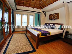 Accommodation Bed Room - Chaaya Island Dhonveli – Simple Rooms