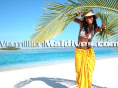 Beautiful Maldives Beach Resort for you & for your partner