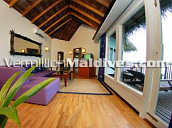 Living Room - Chaaya Island Dhonveli – for your Relaxing vacation