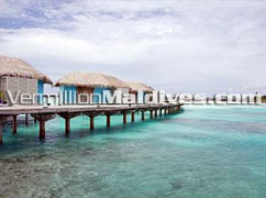 Reserve Water Bungalows at Chaaya Island Dhonveli – Honeymoon special