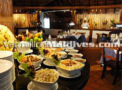 Resort Hotel with Great Dinning - Chaaya Island Dhonveli – Maldives