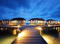 Water Bungalows - Chaaya Island Dhonveli – Affordable Luxury
