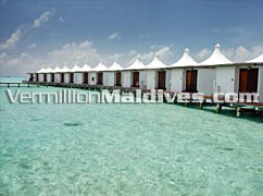 Luxury Water Bungalows - Chaaya Lagoon Hakura Huraa