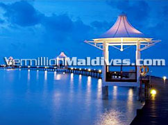Night Lights - Chaaya Lagoon Hakura Huraa – Resort Maldives