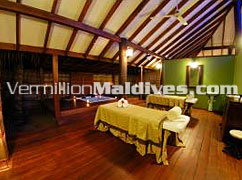 Spa of Chaaya Lagoon Hakura Huraa – Relax Maldives Holiday place