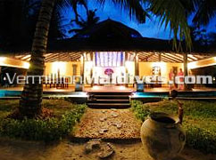 The Spa Path of Hakura Huraa Maldives Island