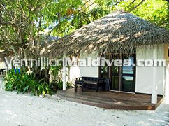 Beach Bungalows - Chaaya Reef Ellaidhoo – Maldives Accommodation