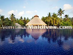 Pool View - Chaaya Reef Ellaidhoo Maldives – Island Resort
