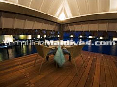 Pool side - Chaaya Reef Ellaidhoo – Private Dinner - Maldives