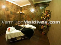 Spa - Chaaya Reef Ellaidhoo – Maldives – Best way to Relax