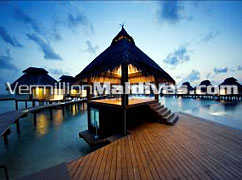 Water Bungalow - Chaaya Reef Ellaidhoo – Maldives Resort