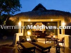 Cinnammon Island Alidhoo Maldives Beach Villa accommodation