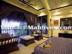 Duplex Villa accommodation at Alidhoo Island Resort Maldives