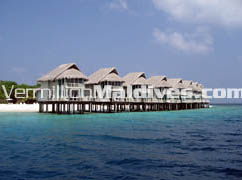 The Water Villa Suites over the Water at Alidhoo Maldives Waters