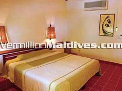 Double Accommodation - Club Faru Maldives