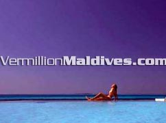 Relax near the Pool - Club Faru - Maldives Resort near Airport