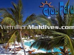 Hotel Club Faru Maldives is also said Clubmed Farukolhu fushi Maldives
