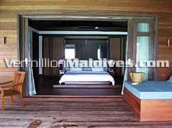 Accommodation Rooms of Coco Palm Bodu Hithi Hotel Maldives