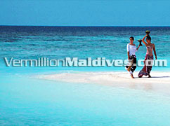 Beach of Maldives at Coco Palm Bodu Hithi for your Beach Holiday