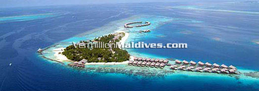 Coco Palm Bodu Hithi Maldives