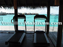Gymnasium - Coco Palm Bodu Hithi – Maldives Resort with Gym