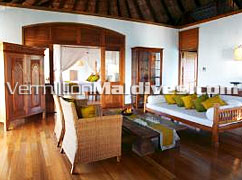 Cocopalm Dhunikolhu Maldives Resorts Villa. A member of small luxury hotel group