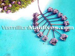 Cocopalm Water Villas. Like the Paradise on earth. So Unique