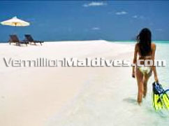 Visit Maldives. Feel alone & free to explore the beauty