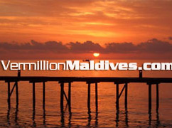 Sunset at Maldives Cocoa Island – A Maldives Luxury Retreat