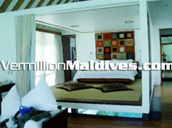 Interior of Rooms - Cocoa Maldives Luxury Retreat