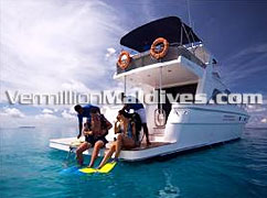 Dive in Maldives: A must during you vacation Maldives Rangali Conrad