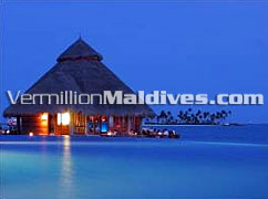 Dust at Spa: Conrad Maldives Beach Island Resort is the Only resort with 2 spas