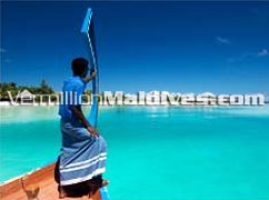 Island of Conrad Maldives & offers widest choice of accommodation in Maldives