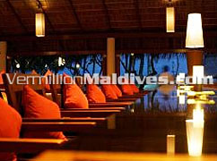 Rangali Restaurant & Bar Maldives Vacations at Conrad Beach Resort Rangali