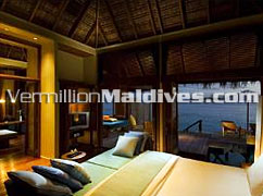 Spa Water Villas- A Perfect resort for your Honeymoon in Maldives: Conrad Deluxe Beach Resort