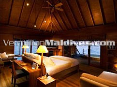 Water Villas at the Maldives Conrad :Special deals for this 5 star resort