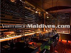 Wine Celler Conrad Resort Rangali Maldives Beach Hotels