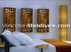 Image of Bed Room - Constance Halaveli - Maldives Resort Hotel