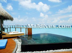 Resort with Plunge pools - Constance Maldives Halaveli Resort