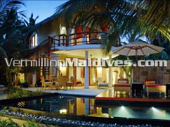 Two Story Beach Villa – Affordable Luxury Vacations in Maldives Halaveli