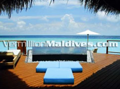 Water Villa with private pool - Your Honeymoon Retreat in Constance Halaveli Maldives
